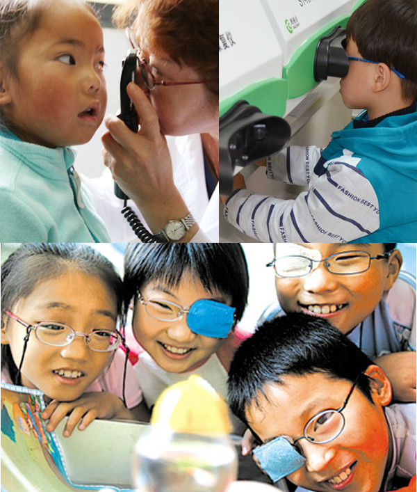 Open the light for four million rural children with amblyopia -luoshi-4-1